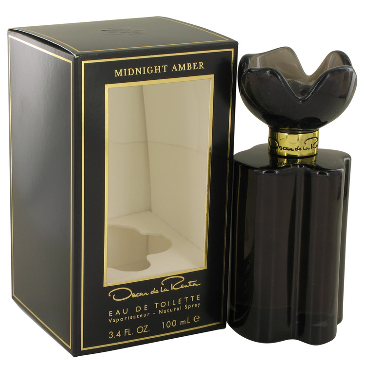 Oscar Midnight Amber Perfume 100 ml EDT Spay for Women