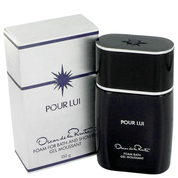 Oscar Pour Lui Shower Gel by Oscar De La Renta 5 oz Shower Gel for Men