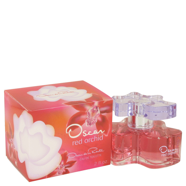 Oscar Red Orchid Perfume by Oscar De La Renta 60 ml EDT Spay for Women
