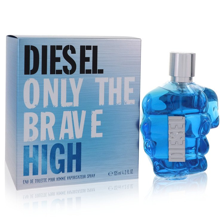 Only The Brave High Cologne by Diesel 125 ml EDT Spay for Men