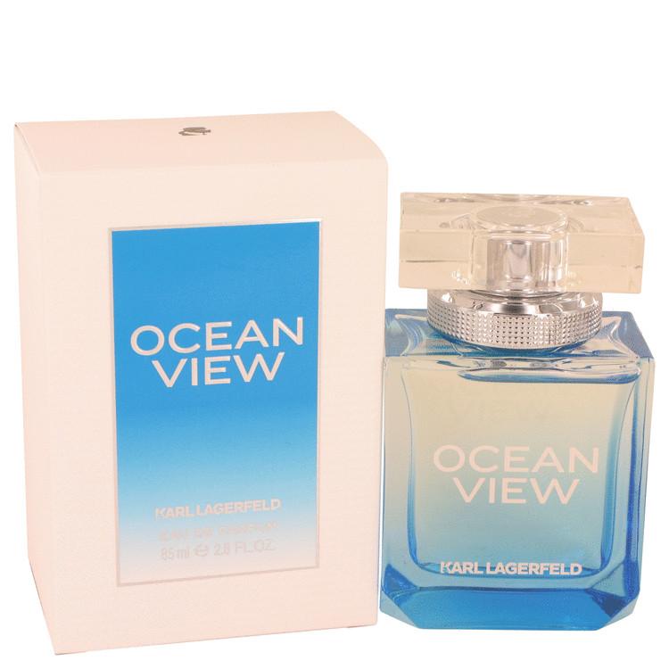 Ocean View Perfume by Karl Lagerfeld 83 ml EDP Spay for Women