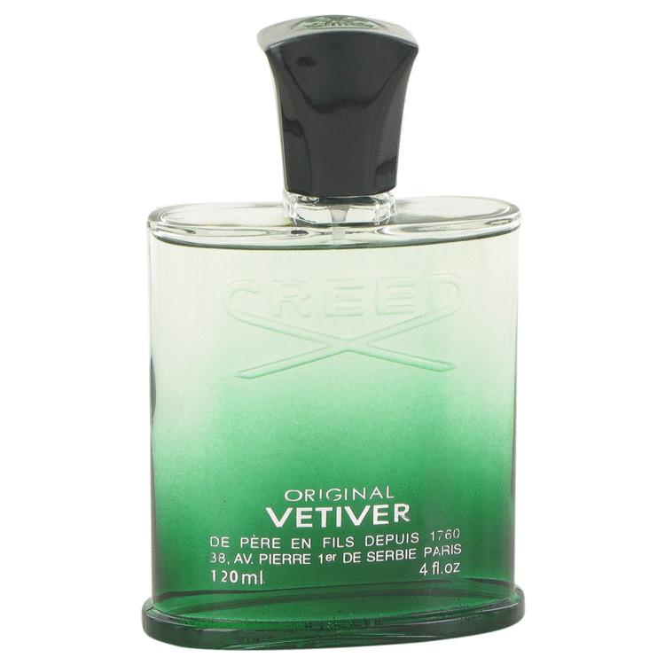 Original Vetiver Cologne 120 ml Millesime Spray (unboxed) for Men