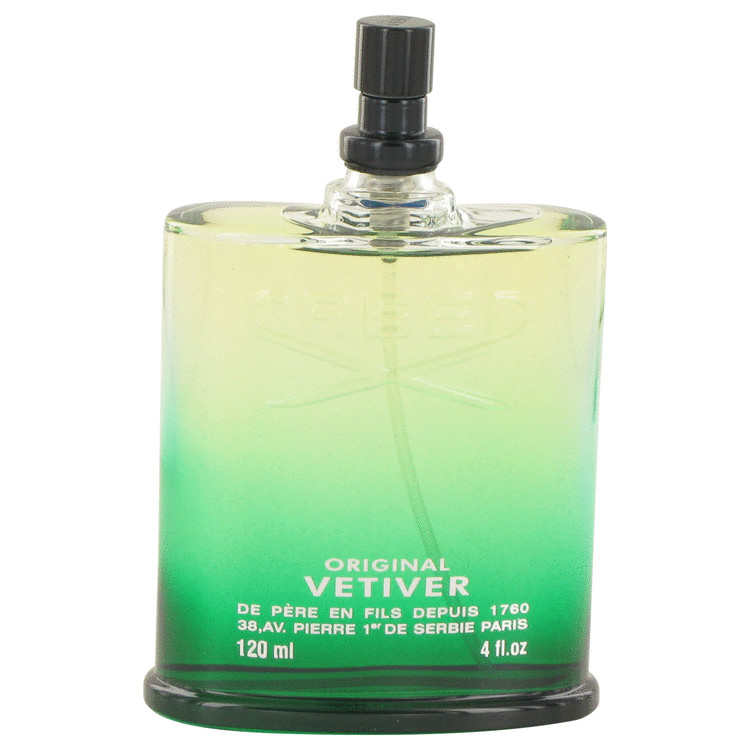 Original Vetiver by Creed for Men Millesime Spray (Tester) 2.5 oz