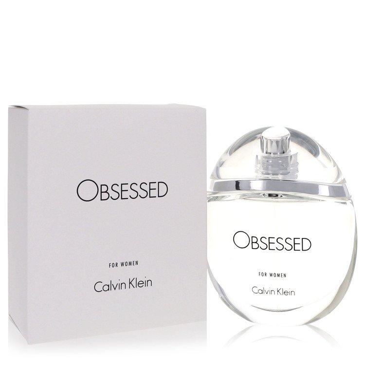 Obsessed Perfume by Calvin Klein 100 ml Eau De Parfum Spray for Women