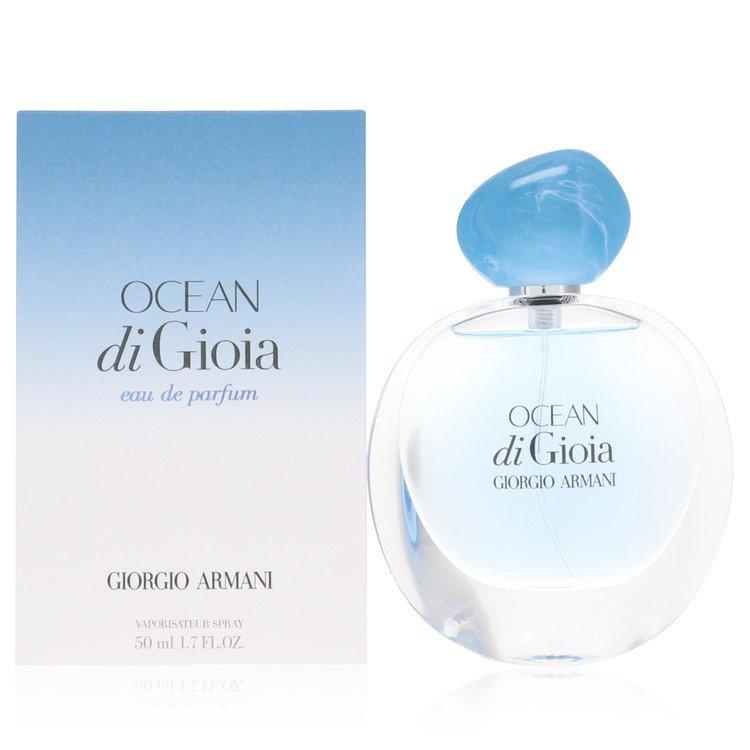 Ocean Di Gioia by Giorgio Armani Women's Eau De Parfum Spray 1.7 oz