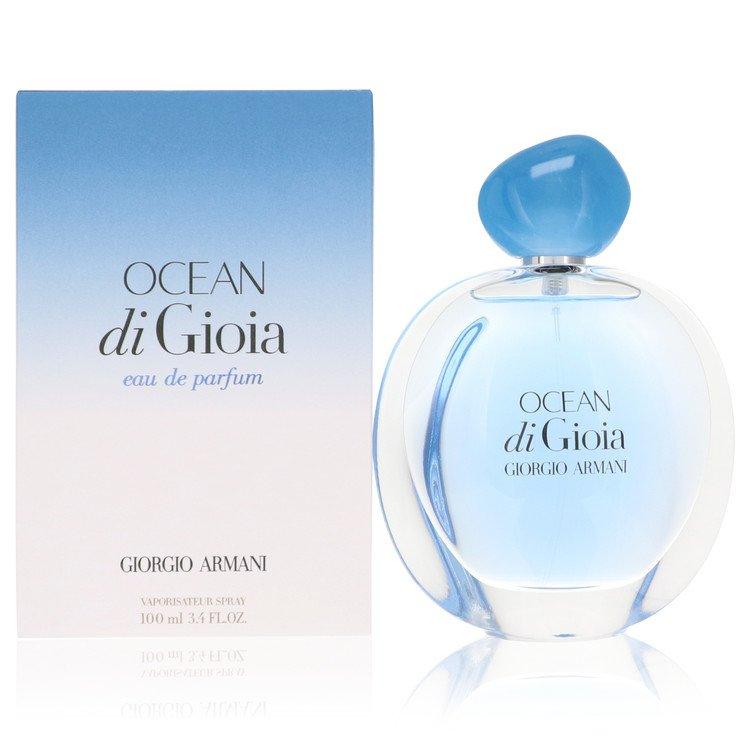 Ocean Di Gioia by Giorgio Armani Women's Eau De Parfum Spray 3.4 oz