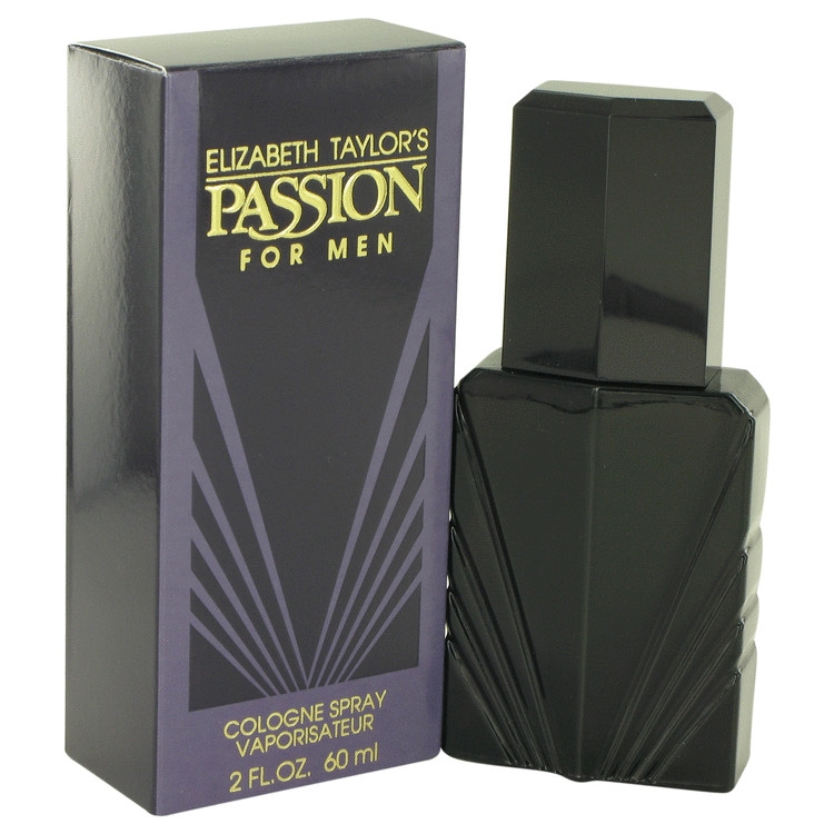 PASSION by Elizabeth Taylor –  Cologne Spray 2 oz 60 ml for Men