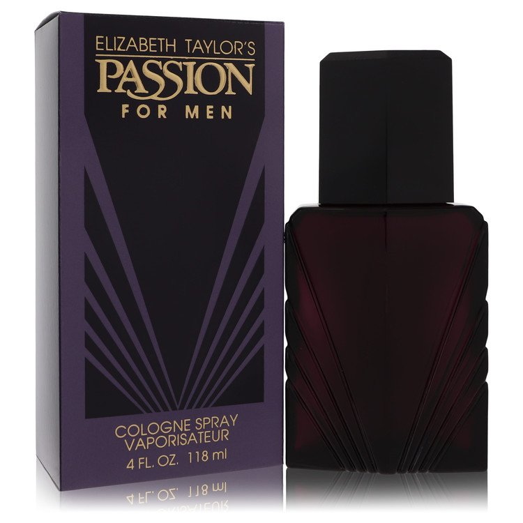 Passion Cologne by Elizabeth Taylor 120 ml Cologne Spray for Men