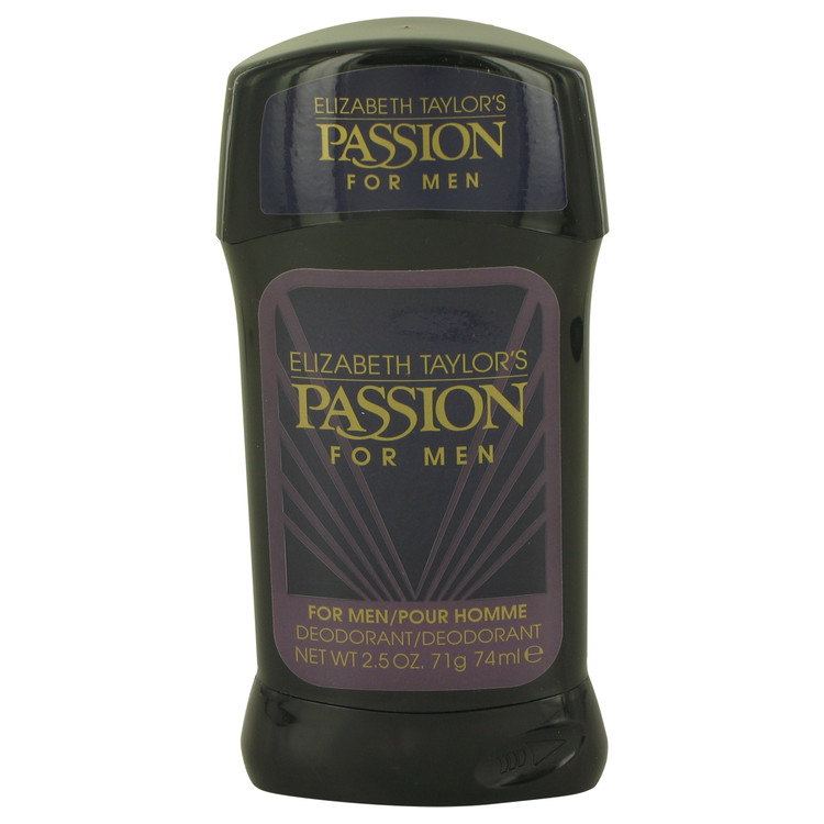 PASSION by Elizabeth Taylor for Men Deodorant Stick 2.6 oz