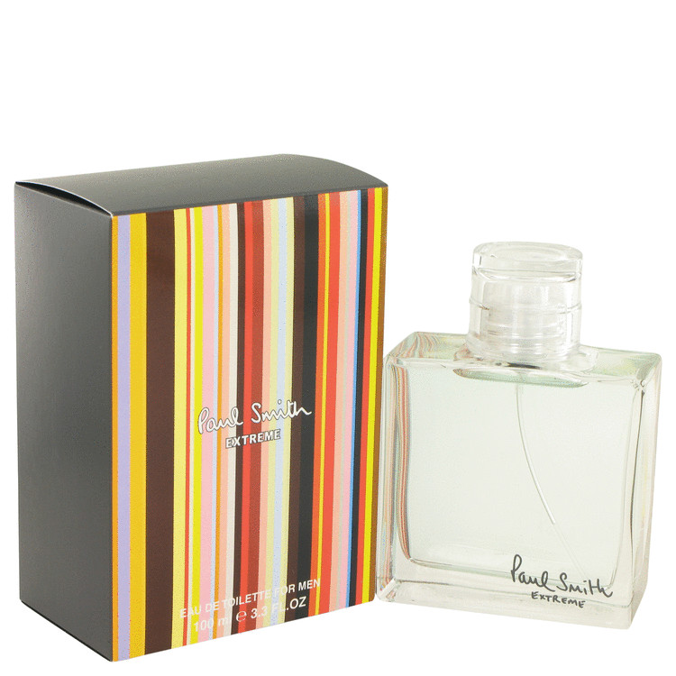 Paul Smith Extreme Cologne by Paul Smith 3.4 oz EDT Spay for Men