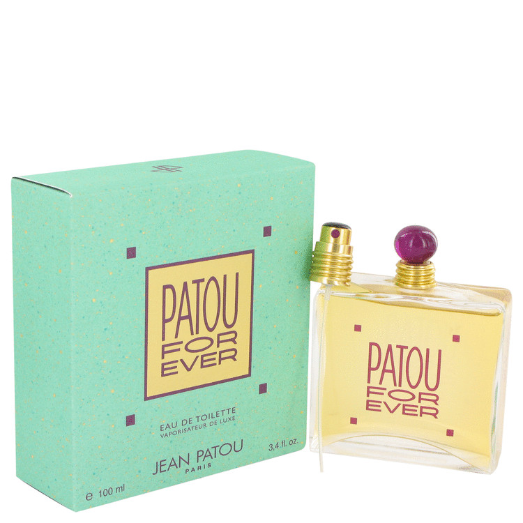 Patou Forever Perfume by Jean Patou 100 ml EDT Spay for Women
