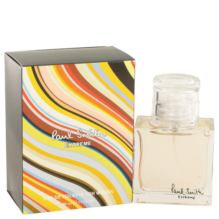 Paul Smith Extreme Perfume by Paul Smith 50 ml EDT Spay for Women