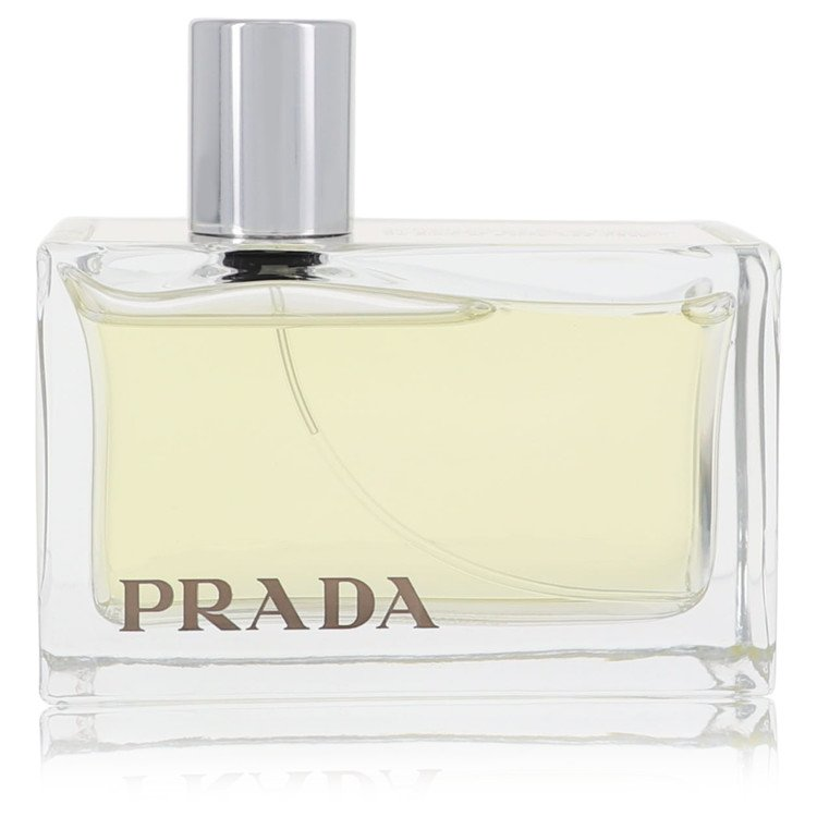 Prada Amber Perfume 80 ml Eau De Parfum Spray (Tester) for Women