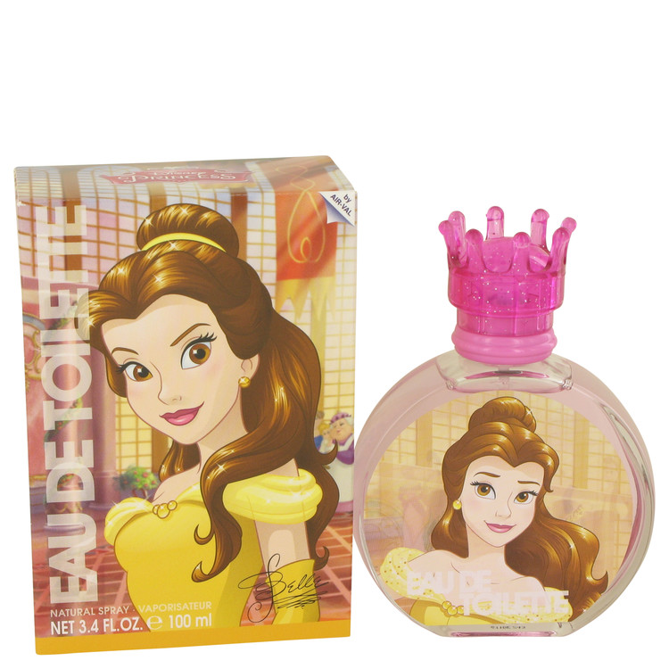 Beauty And The Beast Perfume 3.3 oz Princess Belle EDT Spray for Women