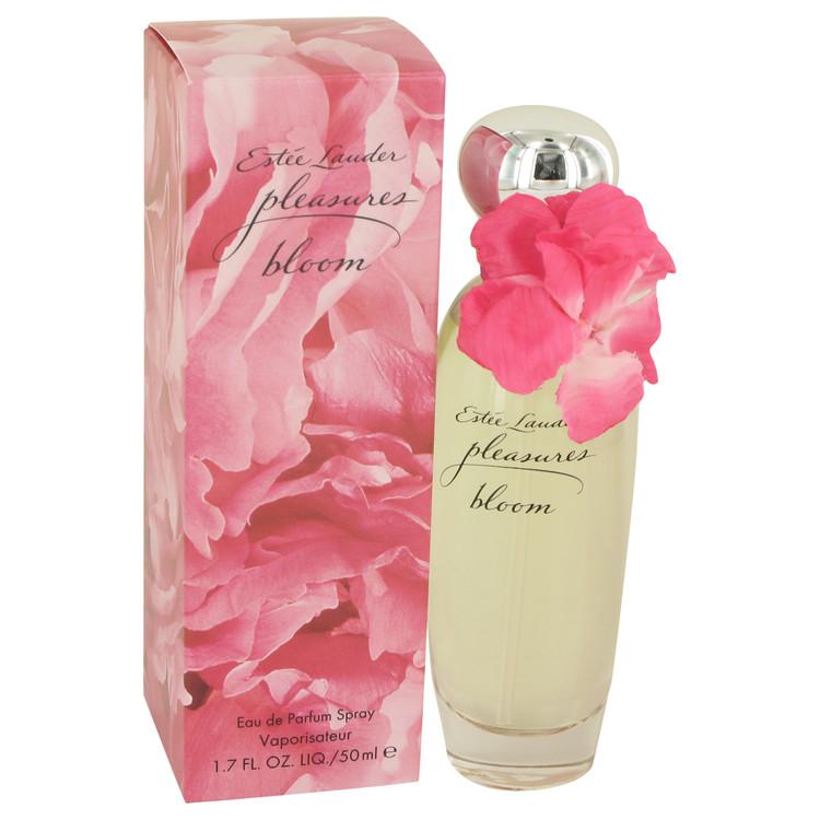 Pleasures Bloom by Estee Lauder for Women Eau De Parfum Spray 1.7 oz