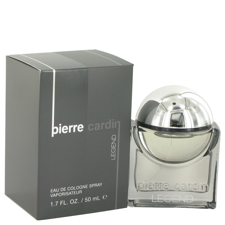 Pierre Cardin Legend Cologne 50 ml Eau De Cologne Spray for Men