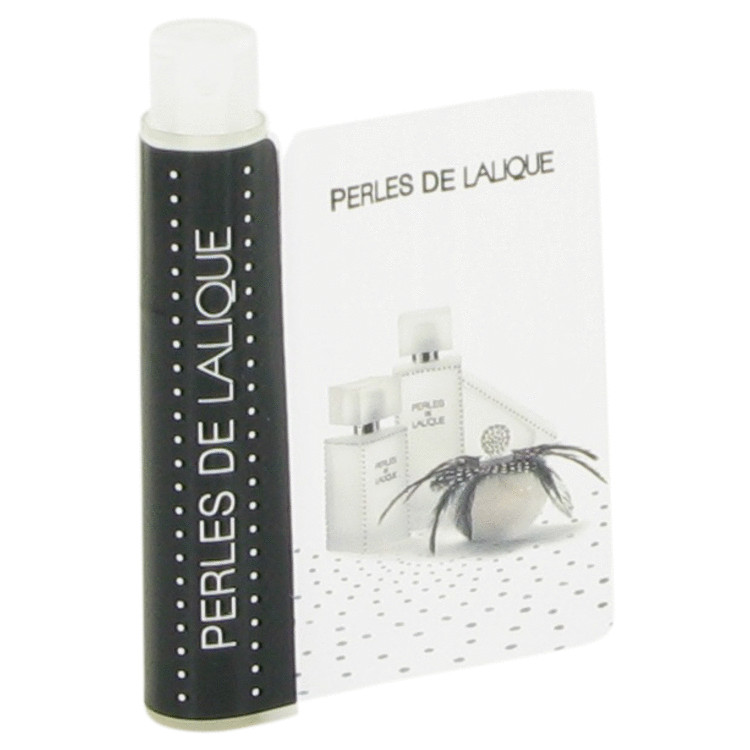 Perles De Lalique by Lalique for Women Vial (sample) .03 oz