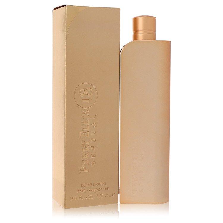 Perry Ellis 18 Sensual Perfume 100 ml EDP Spay for Women
