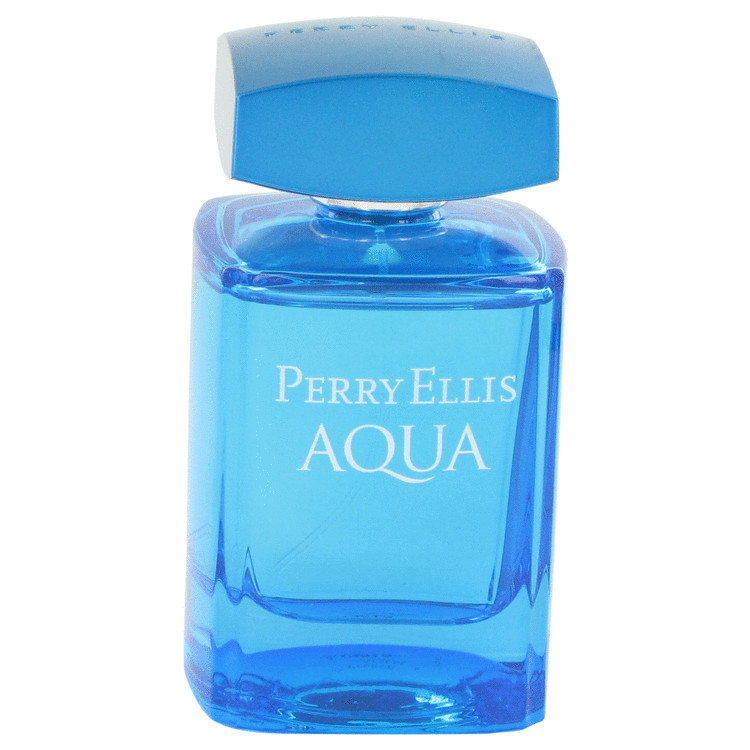 Perry Ellis Aqua Cologne 100 ml Eau De Toilette Spray (unboxed) for Men