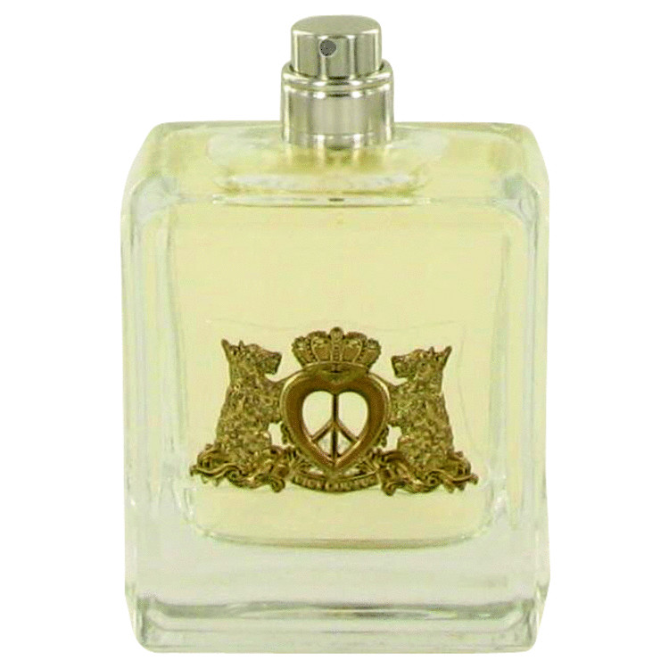 Peace Love & Juicy Couture Perfume 100 ml Eau De Parfum Spray (Tester) for Women