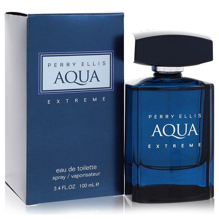Perry Ellis Aqua Extreme Cologne 100 ml EDT Spay for Men