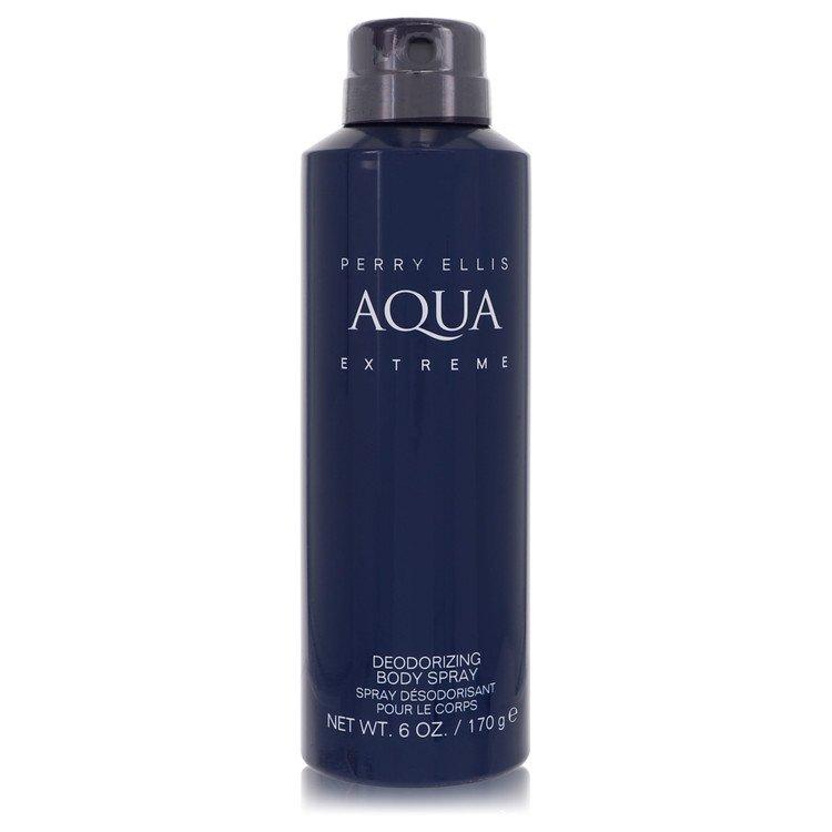 Perry Ellis Aqua Extreme by Perry Ellis for Men Body Spray 6.8 oz
