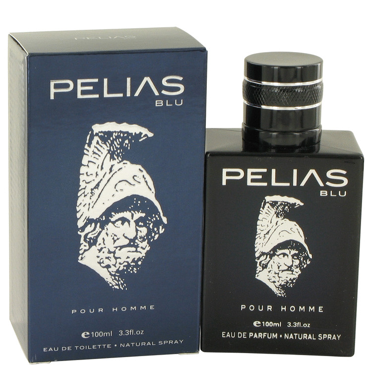 Pelias Blu Cologne by Yzy Perfume 100 ml Eau De Parfum Spray for Men