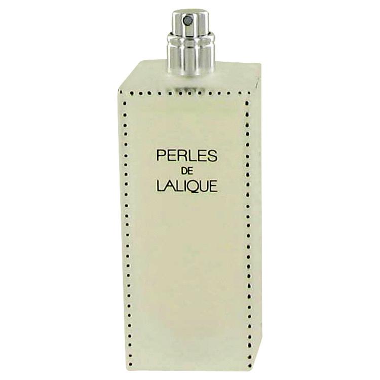 Perles De Lalique Perfume 3.4 oz EDP Spray Tester for Women