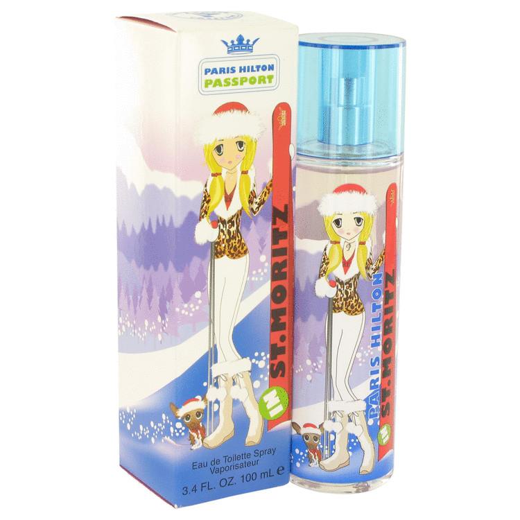 Paris Hilton Passport In St. Moritz Perfume 100 ml EDT Spay for Women