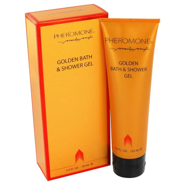 Golden Bath & Shower Gel 4.5 oz