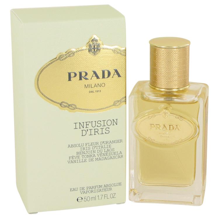 Prada Infusion D'iris Absolue Perfume 50 ml EDP Spay for Women