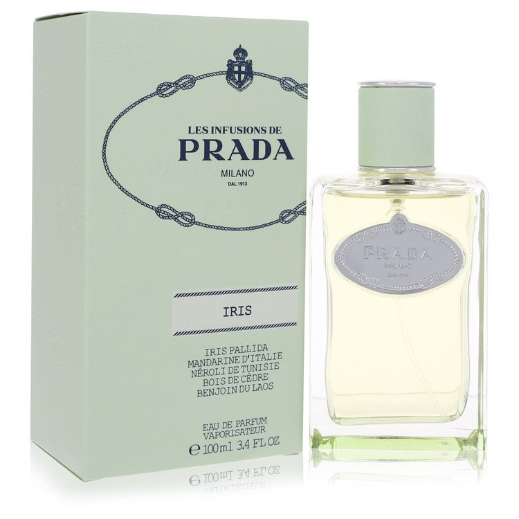 Prada Infusion D\'iris by Prada for Women Eau De Parfum Spray 3.4 oz