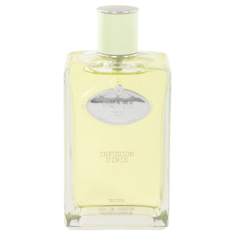 Prada Infusion D'iris Perfume 6.7 oz EDP Spray (Tester) for Women