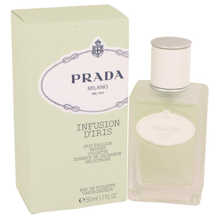 Prada Infusion D'iris Perfume by Prada 50 ml EDT Spay for Women