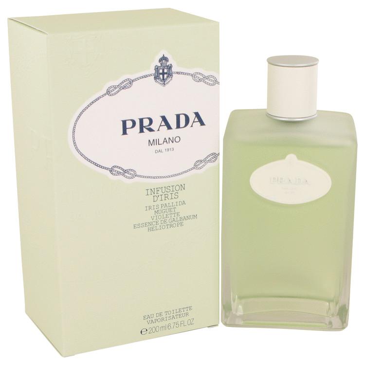 Prada Infusion D'iris Perfume by Prada 200 ml EDT Spay for Women
