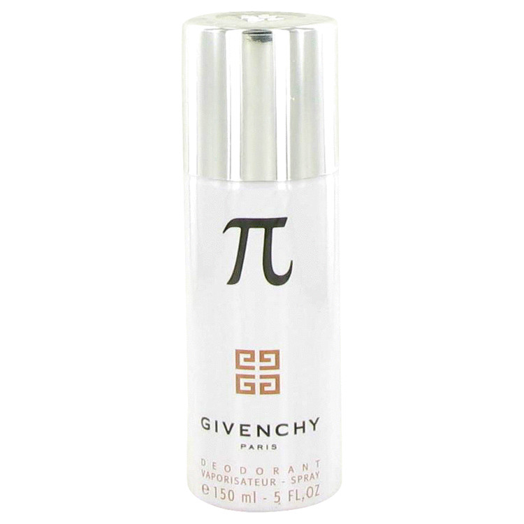 PI by Givenchy for Men Deodorant Spray (Can) 5 oz