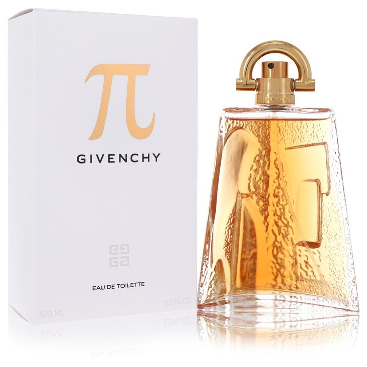 Pi by Givenchy Men's Eau De Toilette Spray 3.3 oz