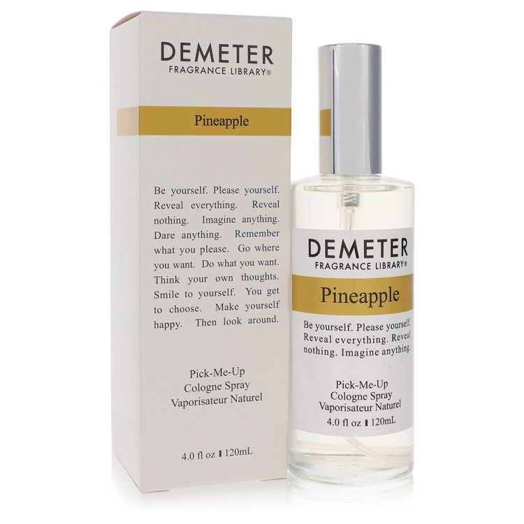 Demeter Perfume 120 ml Pineapple Cologne Spray (Formerly Blue Hawaiian) for Women