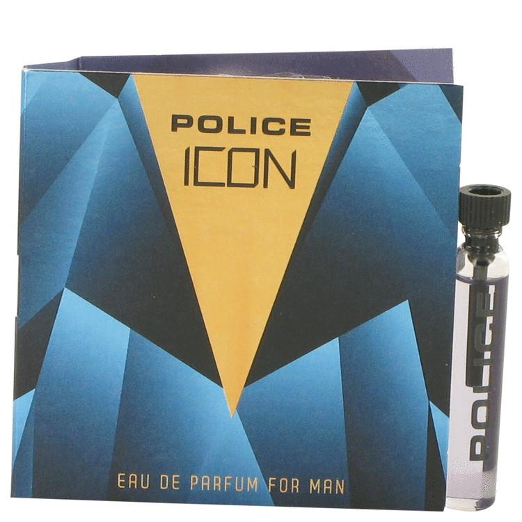 Police Icon by Police Colognes –  Vial (sample) .07 oz 2 ml for Men