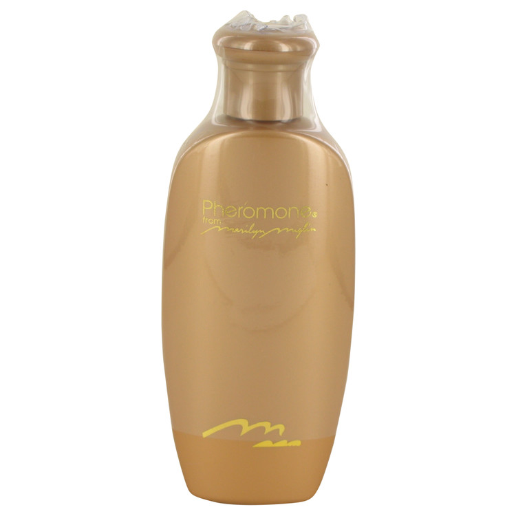 PHEROMONE by Marilyn Miglin for Women Liquid Gold Body Lotion (unboxed) 8 oz