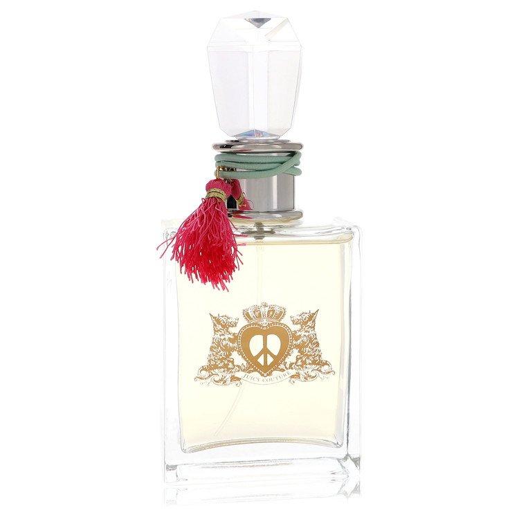 Peace Love & Juicy Couture Perfume 100 ml Eau De Parfum Spray (unboxed) for Women
