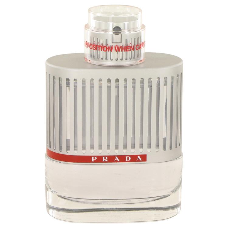 Prada Luna Rossa Cologne 3.4 oz EDT Spray (unboxed) for Men