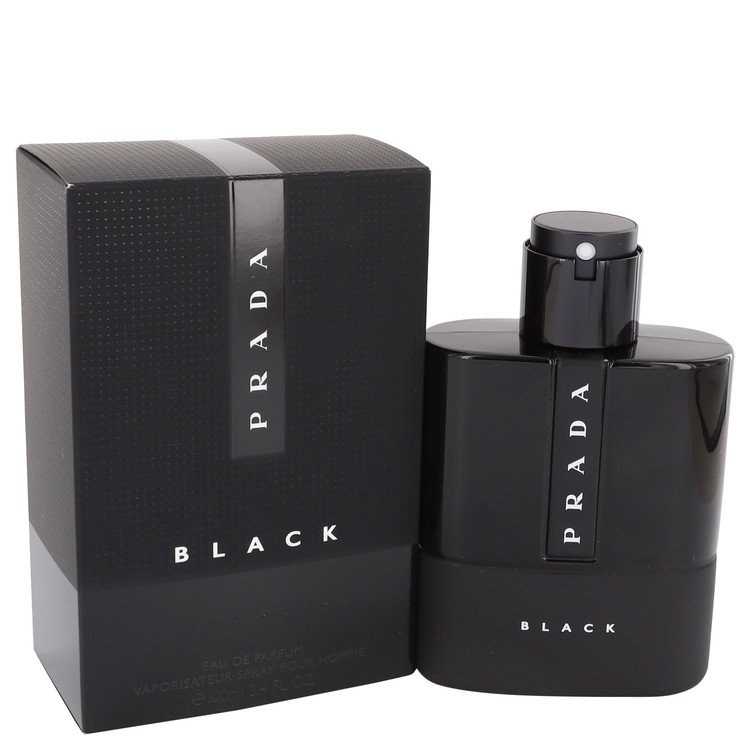 Prada Luna Rossa Black Cologne by Prada 100 ml EDP Spay for Men