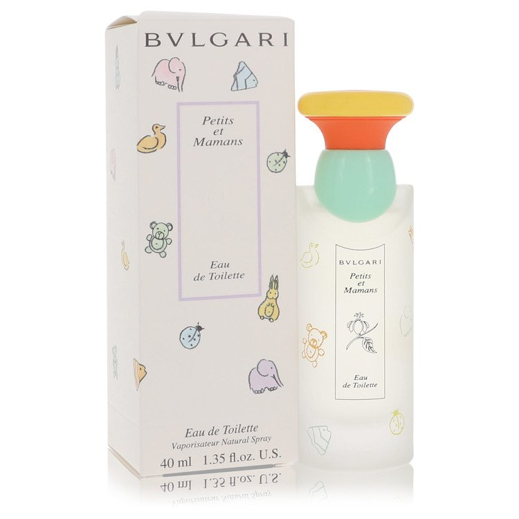 Petits & Mamans by Bvlgari for Women Eau De Toilette Spray 1.3 oz