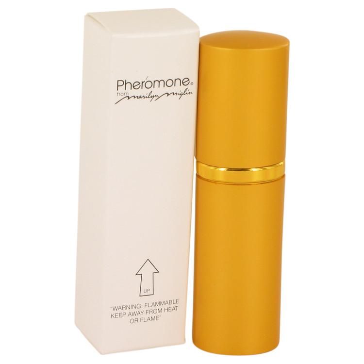 PHEROMONE by Marilyn Miglin for Women Mini EDP Spray (Gold Bottle) .17 oz