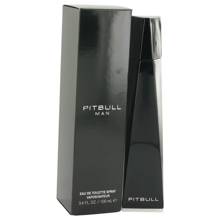 Pitbull by Pitbull for Men Eau De Toilette Spray 3.4 oz