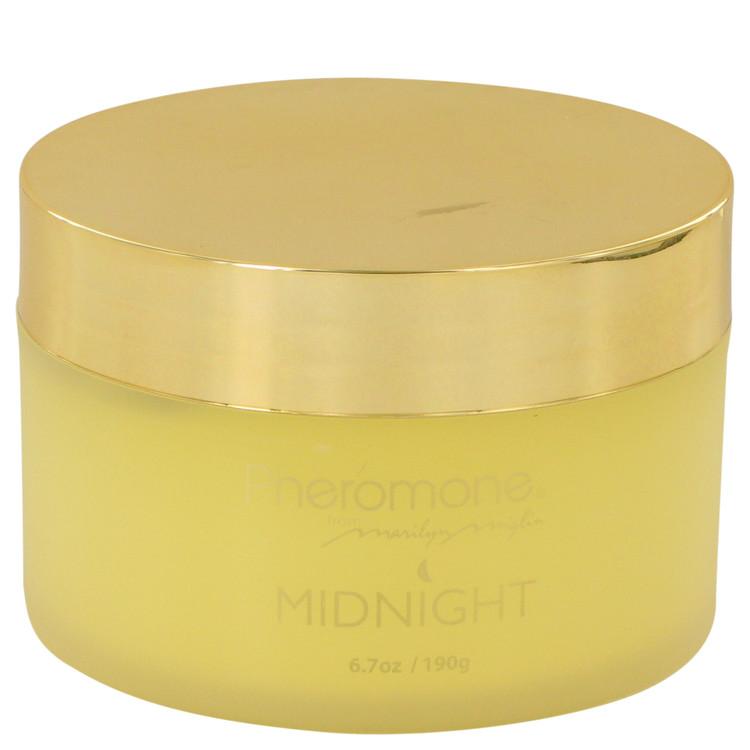 Pheromone Midnight by Marilyn Miglin for Women Body Cream (unboxed) 6.7 oz