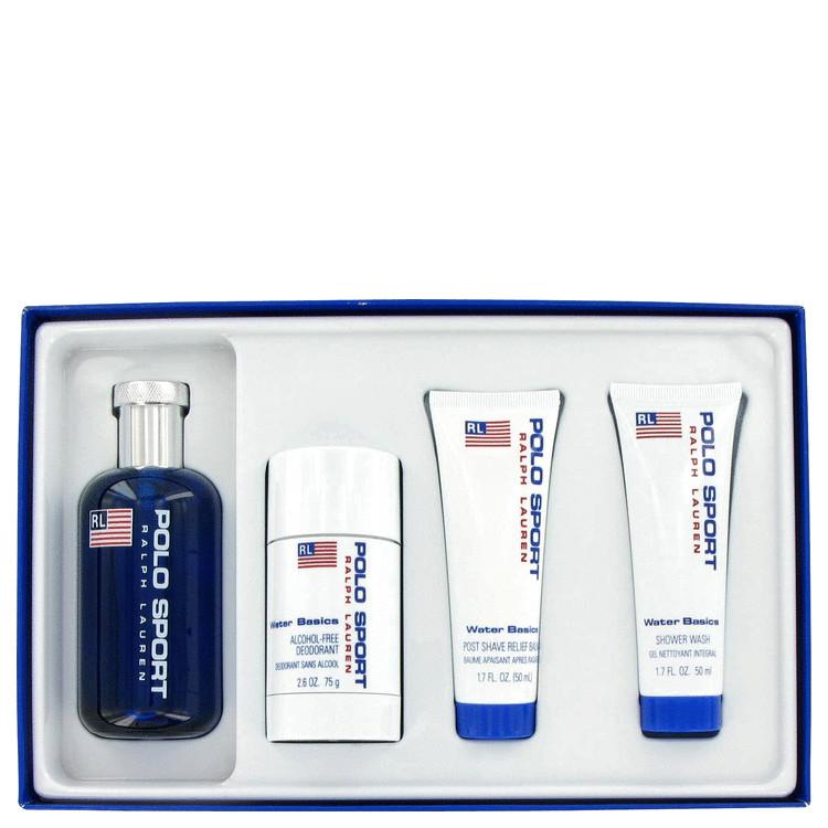 Polo Sport Gift Set by Ralph Lauren -- Gift Setd for Men