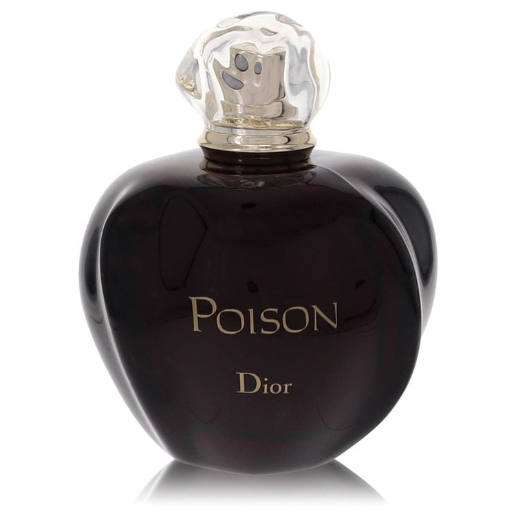 POISON by Christian Dior for Women Eau De Toilette Spray (Tester) 3.4 oz