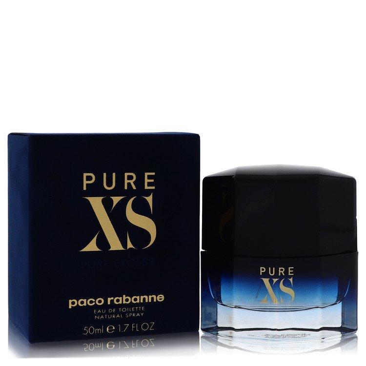 Pure Xs Cologne by Paco Rabanne 50 ml Eau De Toilette Spray for Men